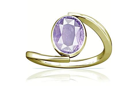 Purple Sapphire Panchdhatu Ring (A6)