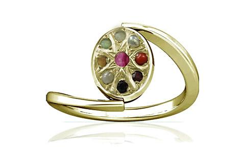 Navratna Panchdhatu Ring (A6)
