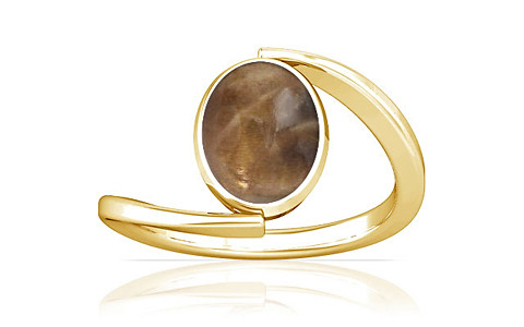Sunstone Gold Ring (A6)