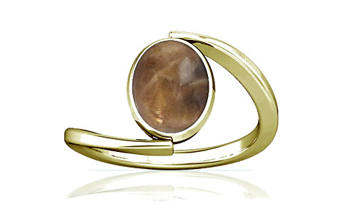 Sunstone Panchdhatu Ring (A6)