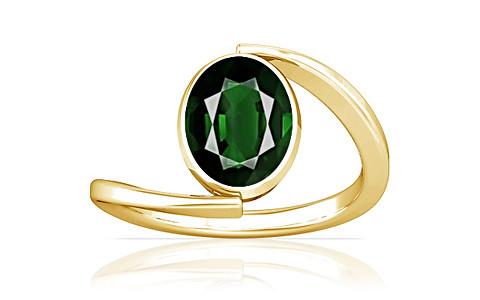 Tourmaline Gold Ring (A6)