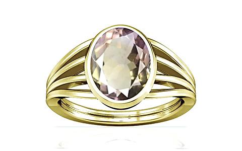 Ametrine Panchdhatu Ring (A7)