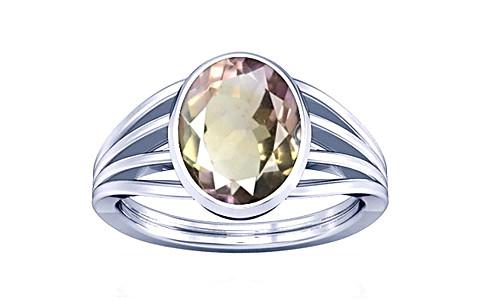 Ametrine Sterling Silver Ring (A7)