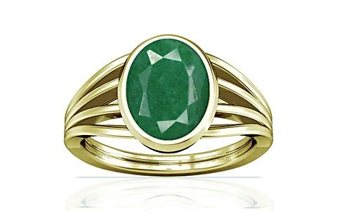 Green Beryl Panchdhatu Ring (A7)