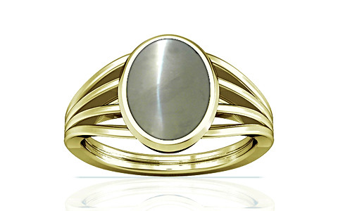 Chrysoberyl Cats Eye Panchdhatu Ring (A7)