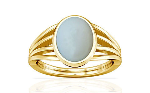 Moonstone Gold Ring (A7)