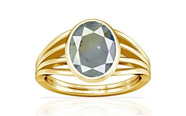 Pitambari Neelam Gold Ring (A7)