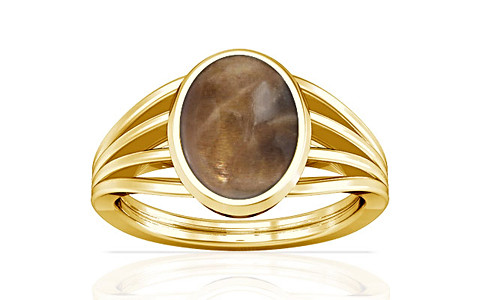 Sunstone Gold Ring (A7)