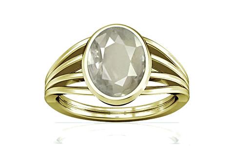 White Sapphire Panchdhatu Ring (A7)