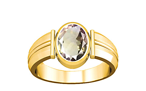 Ametrine Gold Ring (A9)