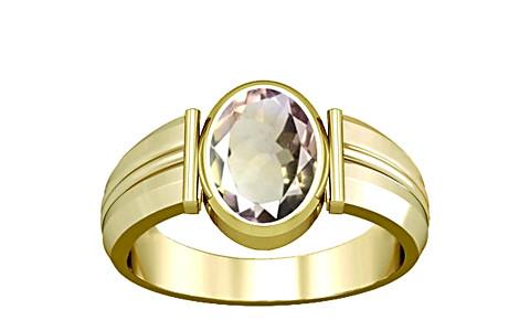 Ametrine Panchdhatu Ring (A9)