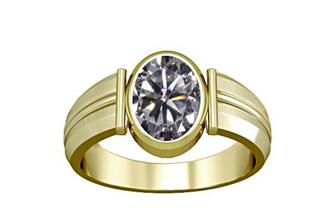 Cubic Zirconia Panchdhatu Ring (A9)