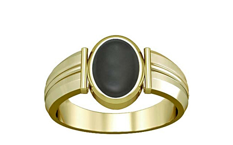 Gray Moonstone Panchdhatu Ring (A9)