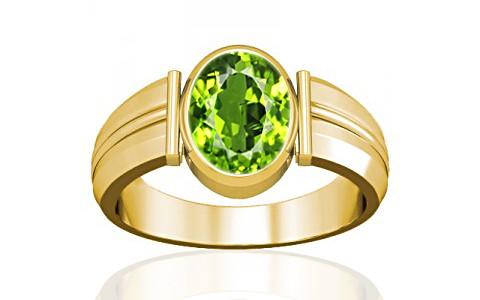 Peridot Silver Ring (A9)