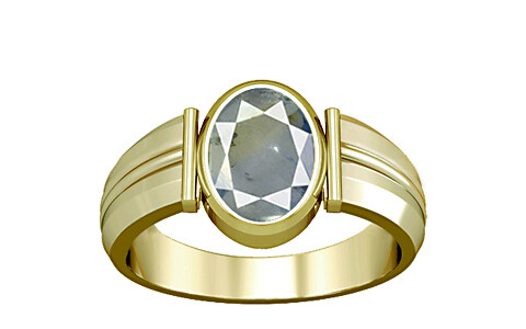 Pitambari Neelam Panchdhatu Ring (A9)
