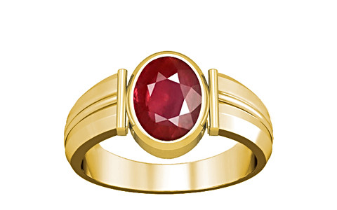 Ruby Gold Ring (A9)