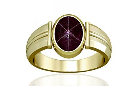 Star Ruby Panchdhatu Ring (A9)