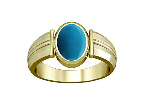Turquoise Panchdhatu Ring (A9)