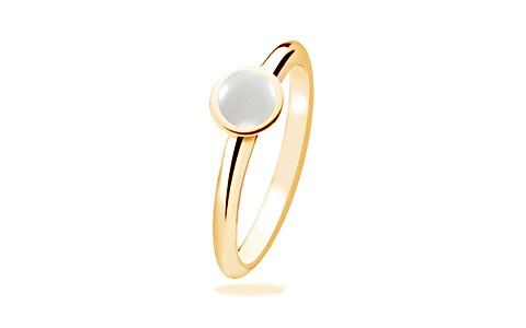 Pearl Gold Ring (AP1)