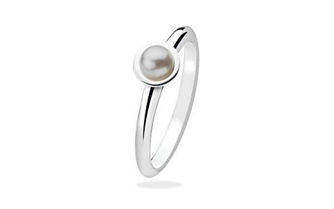 Pearl Silver Ring (AP1)