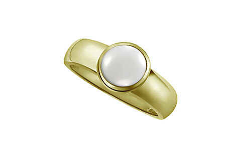 Pearl Panchdhatu Ring (AP4)