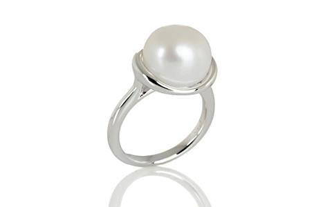 Pearl Silver Ring (AP5)