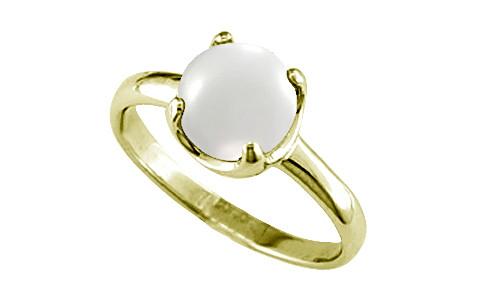 Pearl Panchdhatu Ring (AP6)