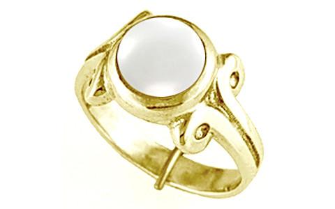 Pearl Panchdhatu Ring (AP7)