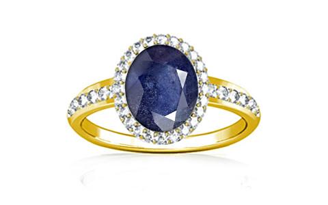 Blue Sapphire (Thailand) Panchdhatu Ring (R1-Dazzle)