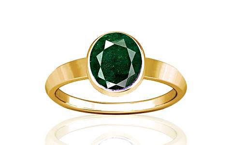 Aventurine Gold Ring (R1)