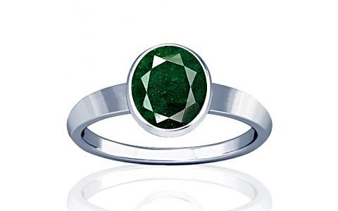 Aventurine Sterling Silver Ring (R1)