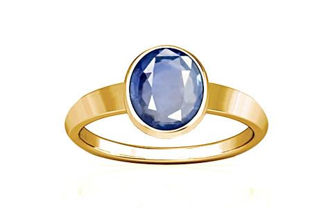 Blue Sapphire Gold Ring (R1)
