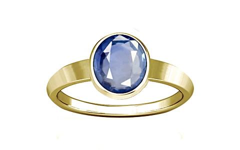 Blue Sapphire Panchdhatu Ring (R1)