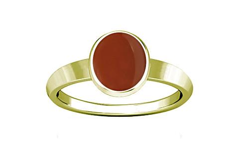 Carnelian Panchdhatu Ring (R1)