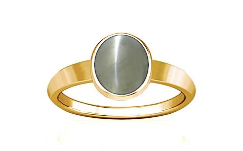 Chrysoberyl Cats Eye Gold Ring (R1)