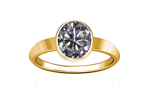 Cubic Zirconia Gold Ring (R1)