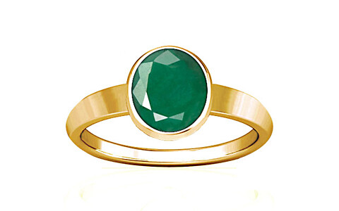 Emerald Gold Ring (R1)