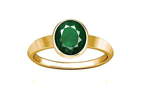 Emerald(Zambian) Gold Ring (R1)