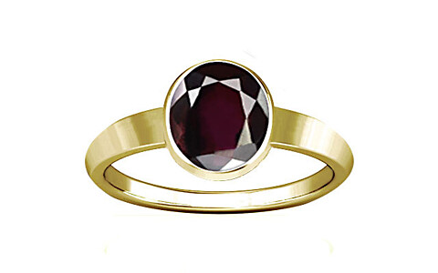Garnet Panchdhatu Ring (R1)