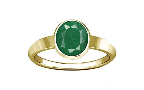 Green Beryl Gold Ring (R1)