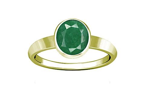 Green Beryl Panchdhatu Ring (R1)