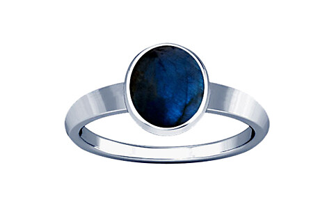 Labradorite Sterling Silver Ring (R1)