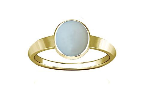 Moonstone Panchdhatu Ring (R1)