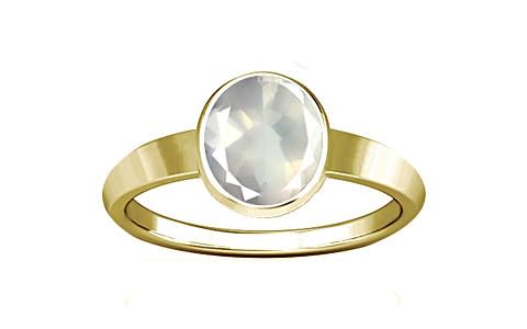 Rose Quartz Gold Ring (R1)