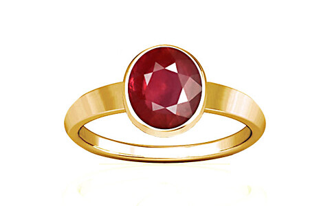 Ruby Gold Ring (R1)