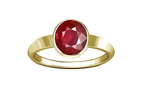 Ruby (Old Burma) Panchdhatu Ring (R1)