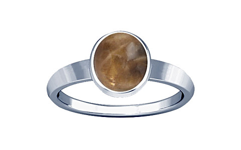 Sunstone Sterling Silver Ring (R1)