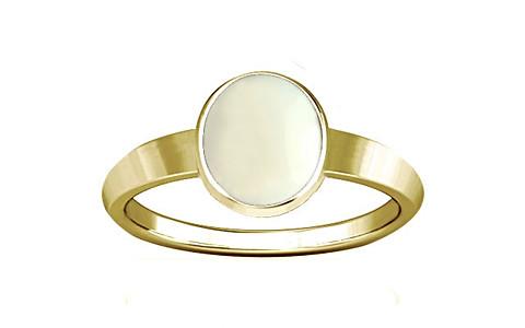 White Coral Panchdhatu Ring (R1)