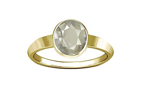 White Sapphire Panchdhatu Ring (R1)