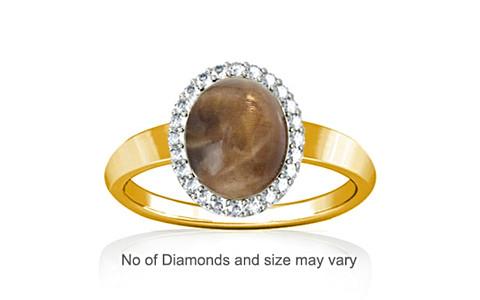 Sunstone Gold Ring (R1-Sparkle)